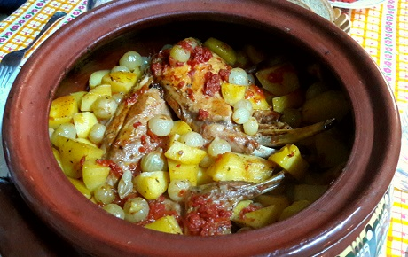 Traditional pot