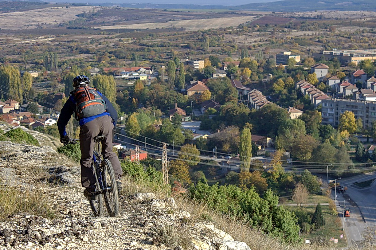 Bike to ivaylovgrad