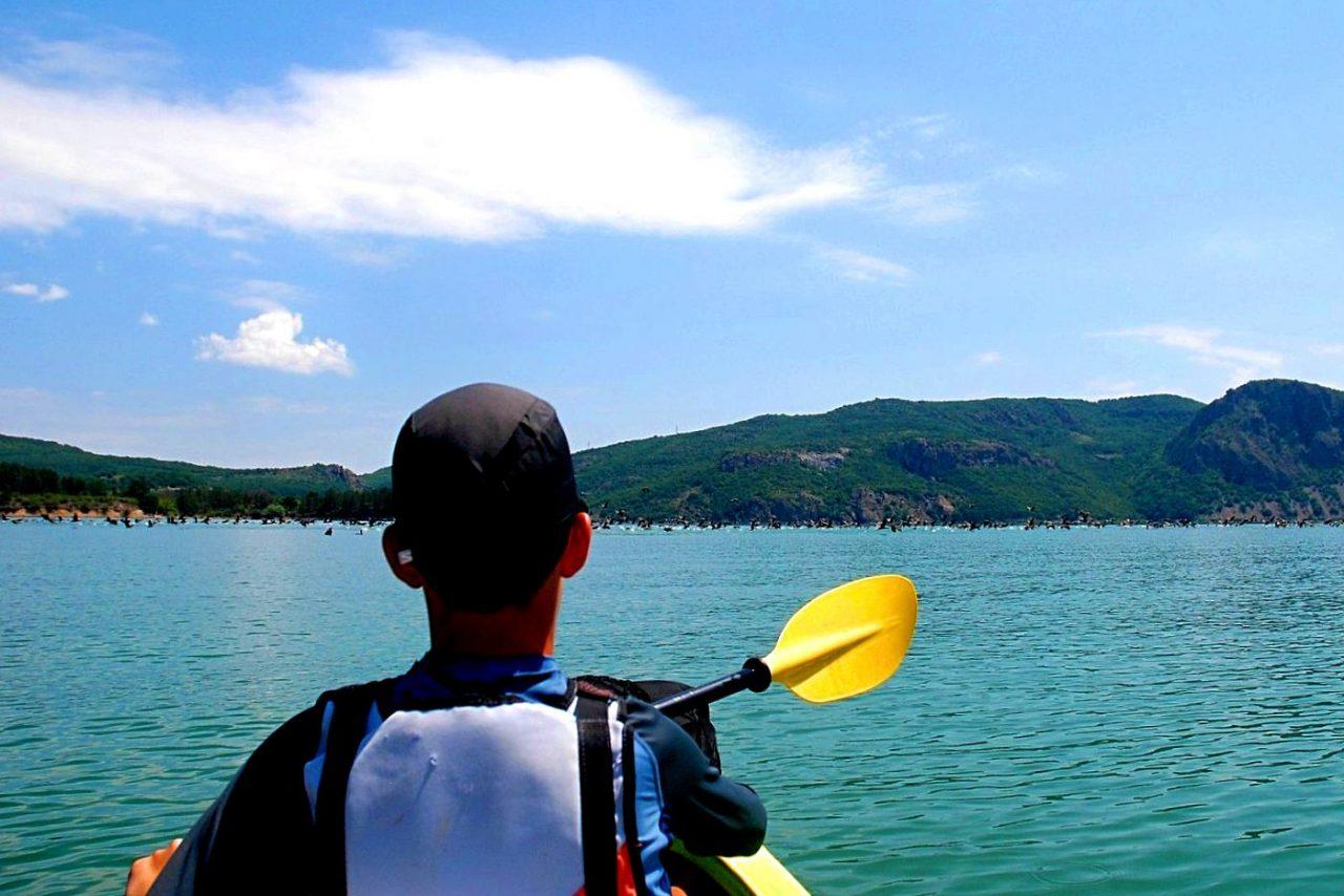 Kayak Studen kladenets
