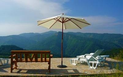 Melania mountain retreat
